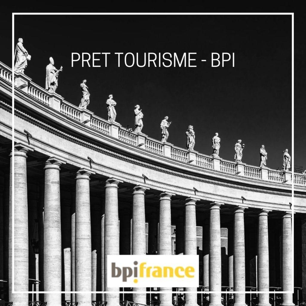 Prêt Tourisme - BPI