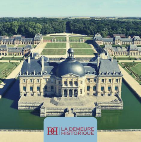 Financement participatif - Mécénat MH - La Demeure Historique