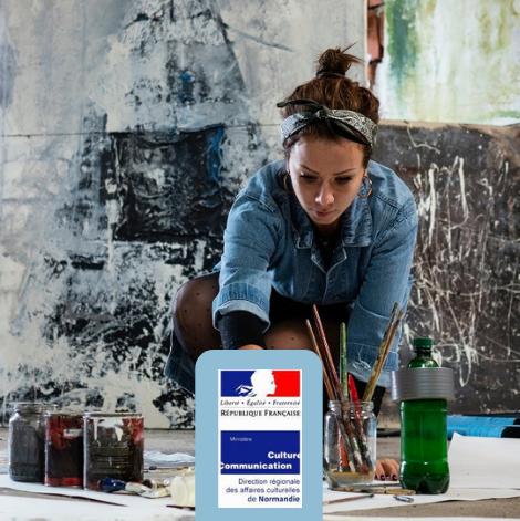 Jumelages-Résidences d'artistes - DRAC Normandie