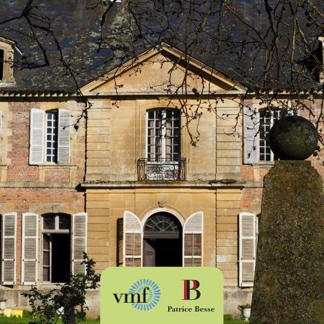 """Prix VMF - Patrice Besse """"Première acquisition d'un édifice de caractère"""""""