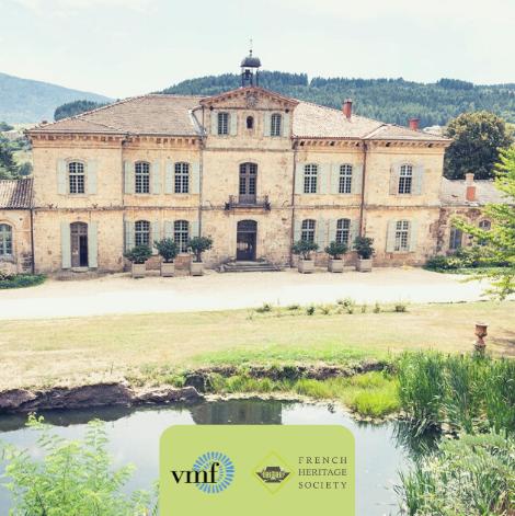 Prix de sauvegarde VMF - French Heritage Society