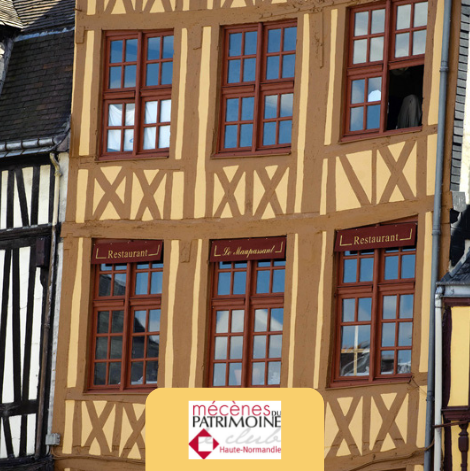 Clubs Mécènes du Patrimoine - Haute Normandie